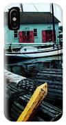 Mystic Seaport #2 IPhone Case