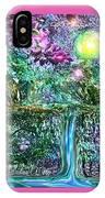 Mystic Waterfall IPhone Case