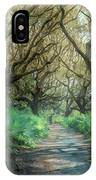 Mystical Angel Oaks  IPhone Case