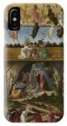 Mystical Nativity IPhone Case