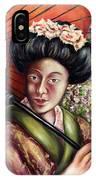 Nadeshiko IPhone Case