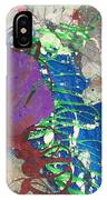 Nail Polish Abstract 15-t11 IPhone Case