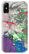 Nail Polish Abstract 15-u11 IPhone Case
