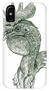 Naked Neck Rooster IPhone Case
