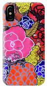 Nala's Flowers IPhone Case