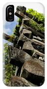 Nan Madol Wall IPhone Case