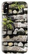 Nan Madol Wall2 IPhone Case
