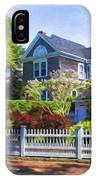 Nantucket Architecture Series 7 - Y1 IPhone Case