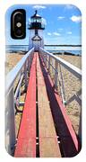 Nantucket Lighthouse - Y2 IPhone Case