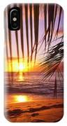 Napili Bay Sunset Maui Hawaii IPhone Case