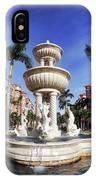Naples Florida Iv IPhone Case