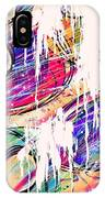 Narcotics Of The Mind IPhone Case