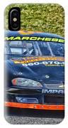 Nascar 55 Impala Ss IPhone Case