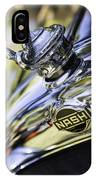 Nash Hood Ornament IPhone Case