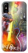 Nashville Nights 01 IPhone Case