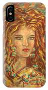 Natashka IPhone Case