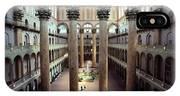 National Building Museum Interior IPhone Case