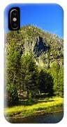 National Park Mountain IPhone Case