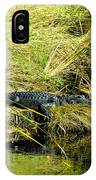 Native Evergladien IPhone Case