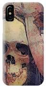 Native Skull  IPhone Case