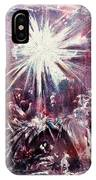 Nativity 1 IPhone Case