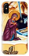 Nativity At Shepherd Field IPhone Case