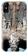 Nativity Barcelona IPhone Case
