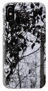 Natural Black And White IPhone Case