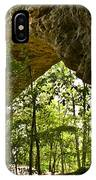 Natural Bridge Arch IPhone Case