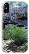 Natural Bridge Two   IPhone Case