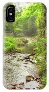 Natural Bridge Valley IPhone Case