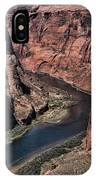 Natural Colorado River Page Arizona  IPhone Case