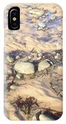 Natural Dishevelment On The Beach, Ireland IPhone Case