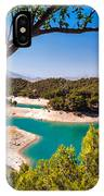 Natural Framing. El Chorro. Spain IPhone Case