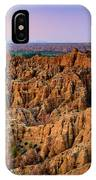 Natural Monument Carcavas Del Marchal II IPhone Case
