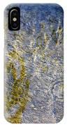 Natural Ripple Art IPhone Case