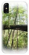 Natural Rock Bridge  IPhone Case