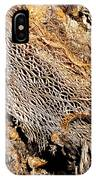 Natural Textural Abstract IPhone Case