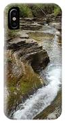 Natural Waterslide IPhone Case