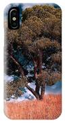 Nature - Green Tree IPhone Case