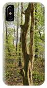 Nature, Bare Tree. IPhone Case