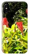 Nature Exotic IPhone Case