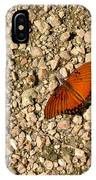 Nature In The Wild - A Splash Of Color On The Rocks IPhone Case