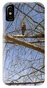 Nature In The Wild - Annoucing Spring IPhone Case