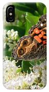 Nature In The Wild - Stained Glass IPhone Case