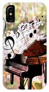 Nature Is Music To My Soul IPhone Case