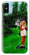 Nature Photographer IPhone Case
