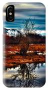 Nature Reflects IPhone Case