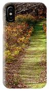 Nature Trail IPhone Case