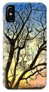 Natures Backlight IPhone Case